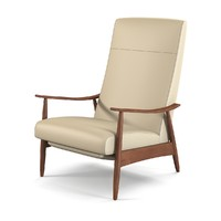 Milo Baughman Recliner Chair