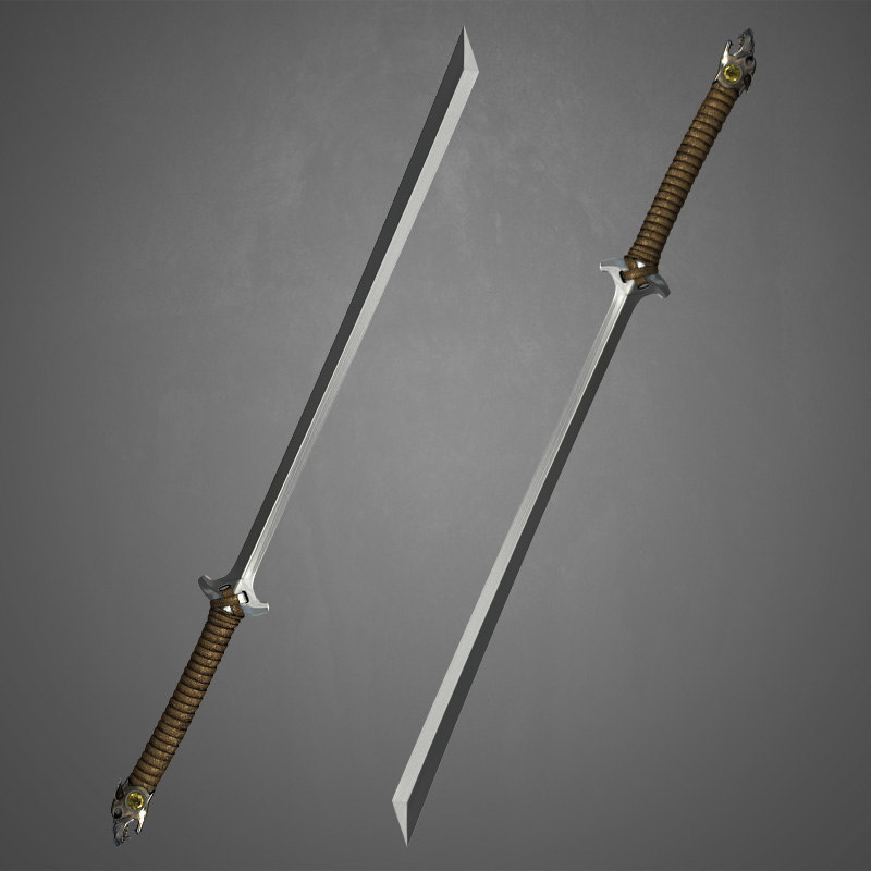 3ds max fantasy sword rat