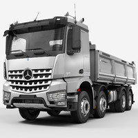 Mercedes Arocs Tipper