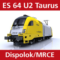 ES 64 U2 Dispolok