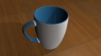 3d cup