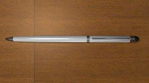 pen stylus 3d 3ds