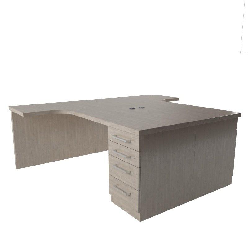 desk office 3ds free