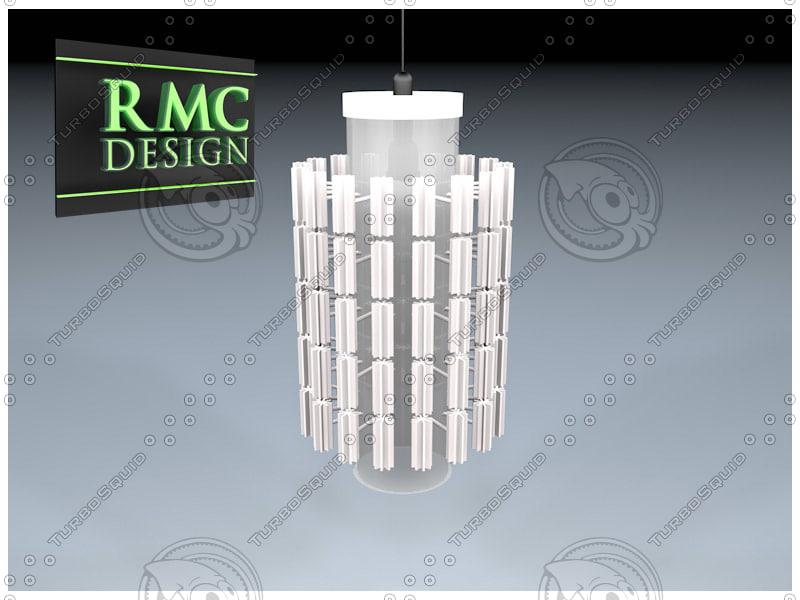 chandelier rmc 3d c4d