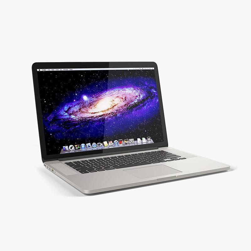 3d max macbook pro retina 15-inch