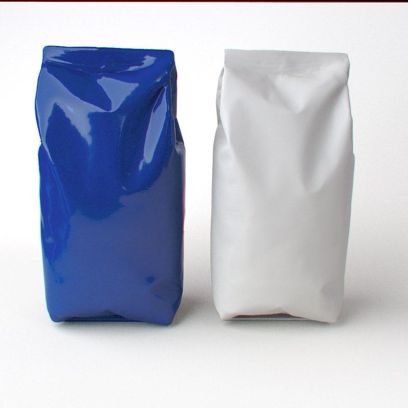 paper pack obj