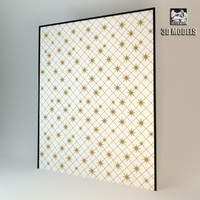 decorative modern panel max