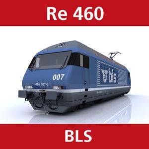 465 bls 3d model