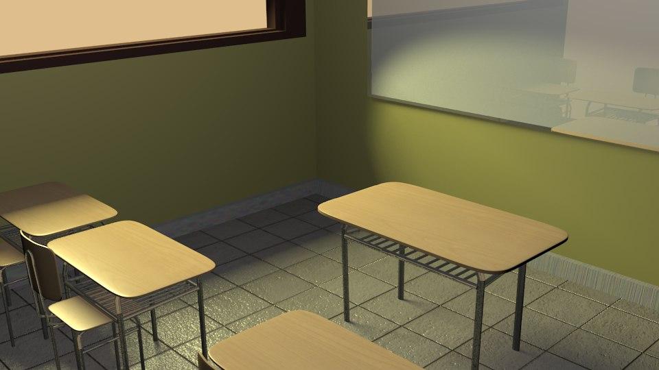 free blend mode class room