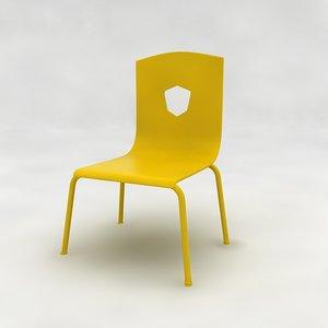 school chair max