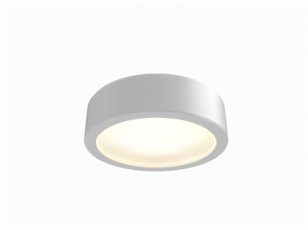 3d erco panarc indoor downlight model