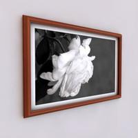 obj picture frame 6