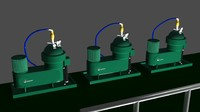 Seperatör - Ayirici- Ayirici- Kompresör- Compressor