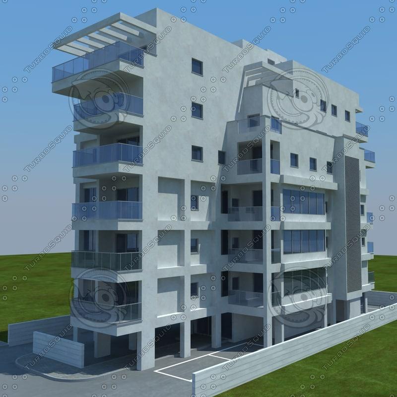 obj buildings 10