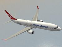 Boeing 737-900 ER Turkish Airlines