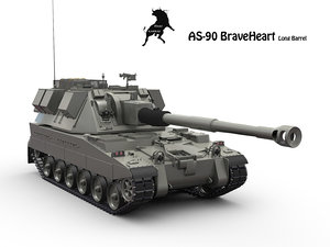 as-90 howitzer max