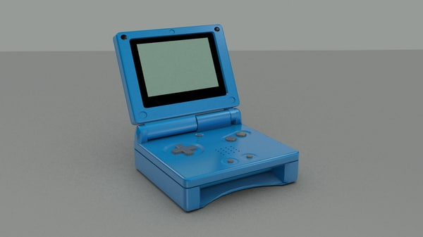 3d advance sp model