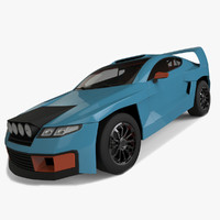 3d motors rally b class model