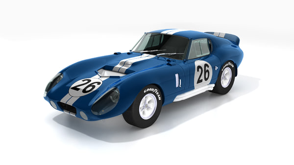 lwo cobra daytona coupe csx