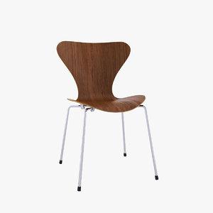 series 7 chair arne max