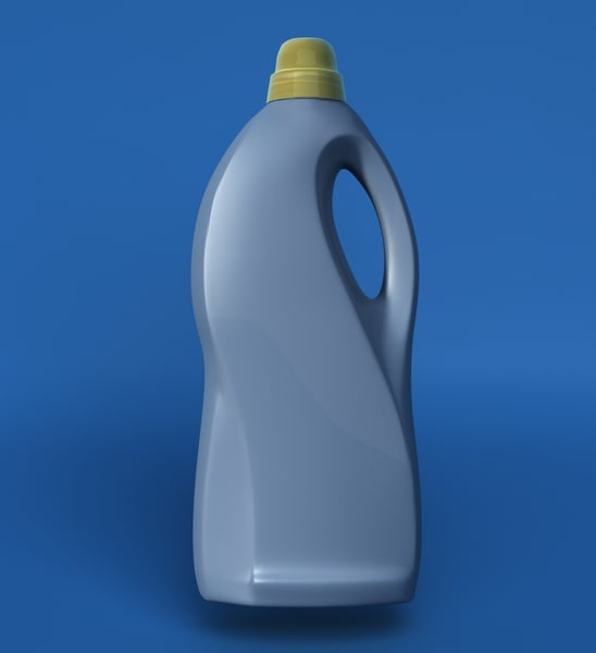 detergent bottle obj