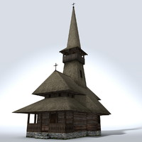 Medieval Church XVI century