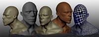 Realistic head model