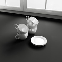 3ds max kitchen decoration