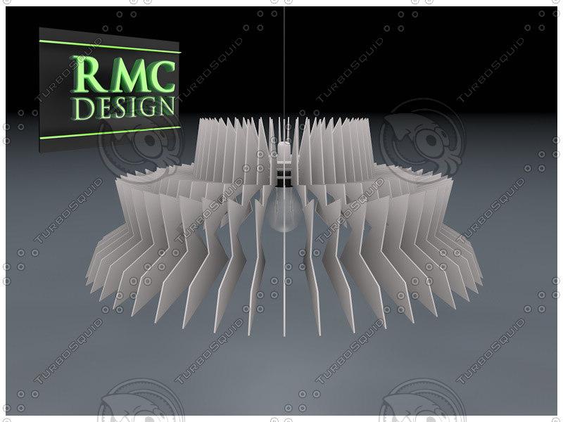 chandelier 11 rmc 3d model