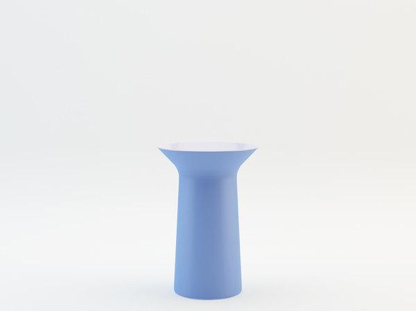 vase simple 3d model