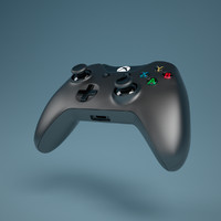 3ds max xbox controller