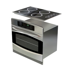 electric oven stovetop ge obj