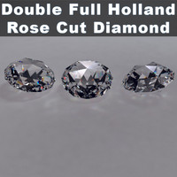 double holland rose cut max