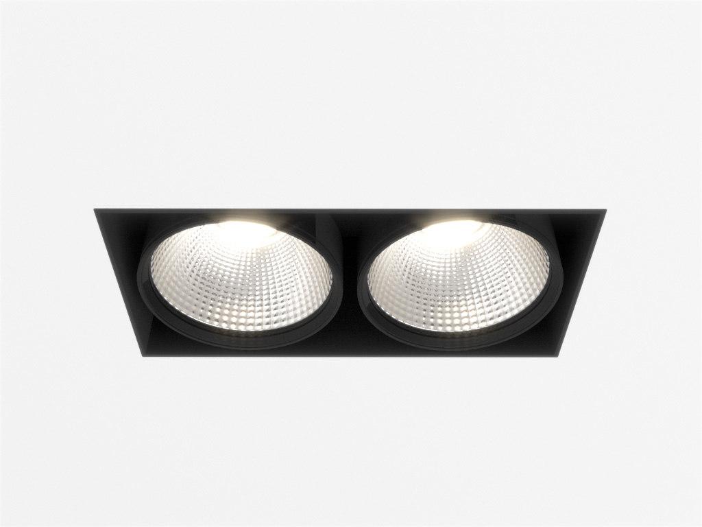 3d model erco quintessence lighting