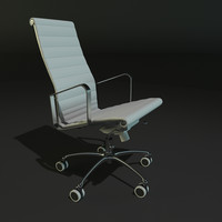 3d model of chair tcc