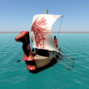 viking ship ma