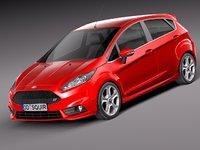 Ford Fiesta 2013 ST 5-door