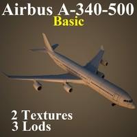 3d airbus basic