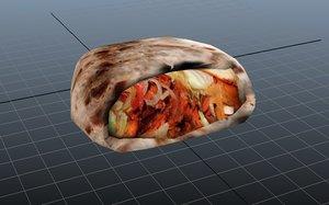 free x model kebab