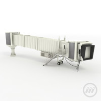 3d jet bridge