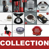 Kitchen Appliances Collection V5