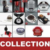 Kitchen Appliances Collection V5