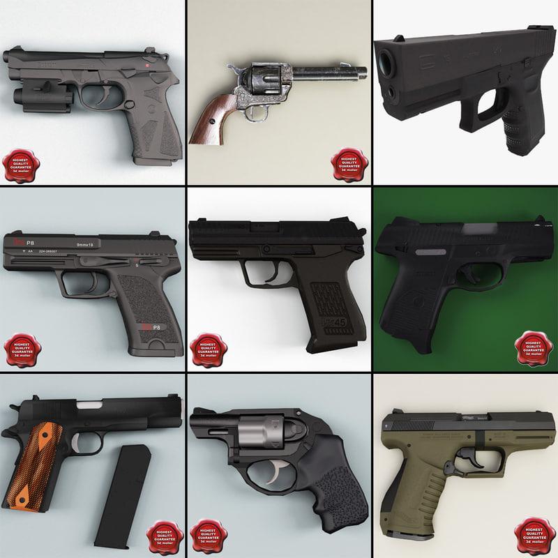 details pistol 3ds