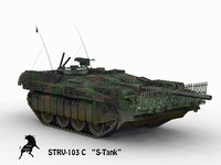 STRV-103 C Summer Version