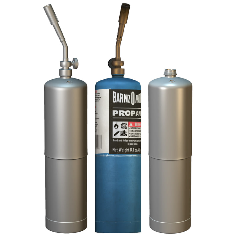 max kit propane torch
