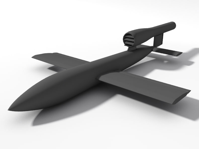 - flying bomb 3ds