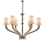 Visual Comport chc2462pn-np Chandelier