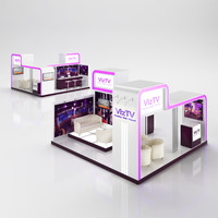 TV info stand