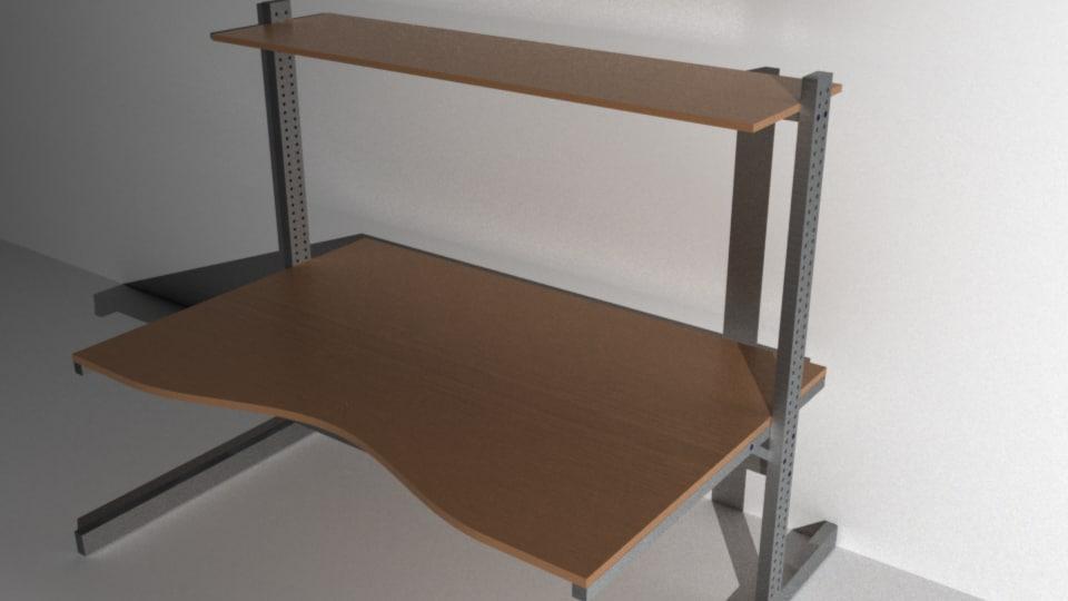 maya ikea desk
