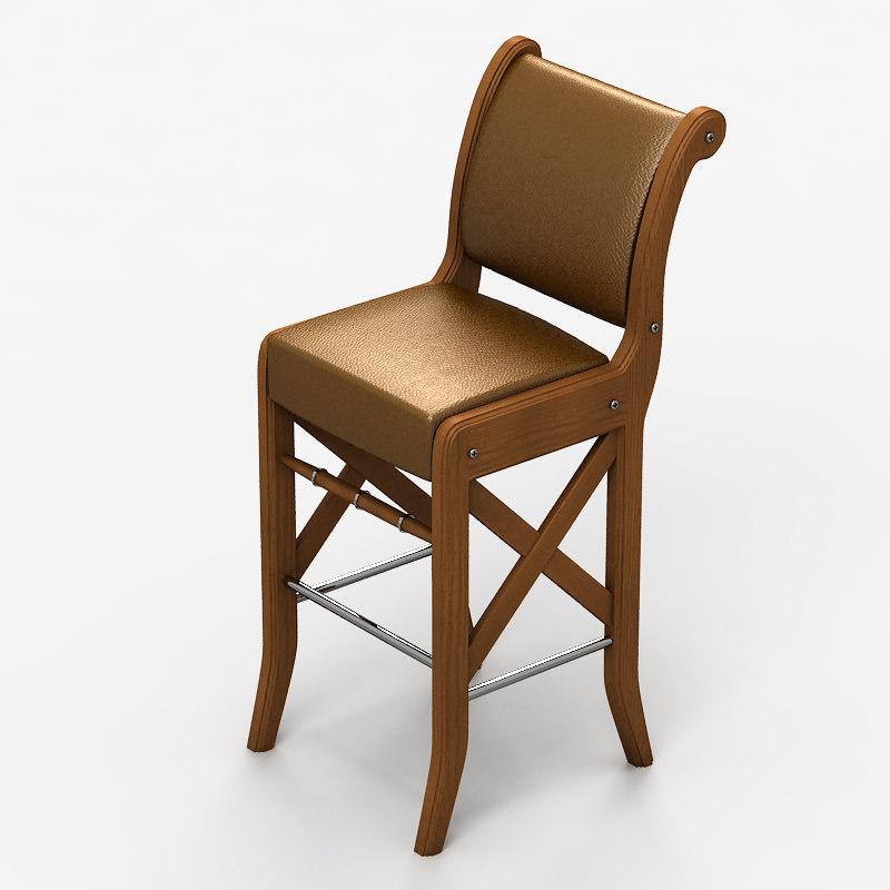 modern chair bar max